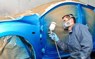 Покраска авто своими руками: подготовка и инструкции