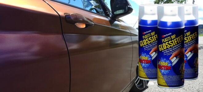 Жидкая резина для авто как средство для защиты кузова