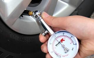 Таблица давления в шинах по марке автомобиля